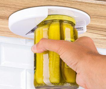One-handed Jar Openers
