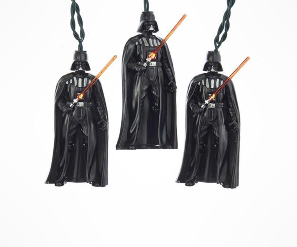 Star War Darth Vader Figural Light