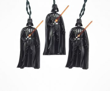 Star War Darth Vader Figural Light