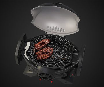 Star Wars TIE Fighter Portable Gas Grill