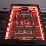 Warrior Force LED Foosball Table