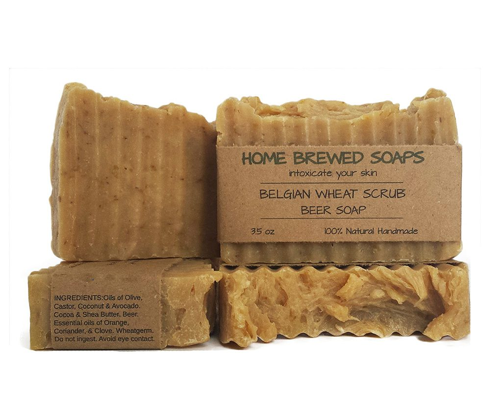 Belgian Beer Soap