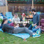 MC Hammie as a Blanket