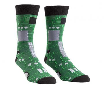 Circuit Board Socks