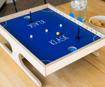 Klask The Magnetic Game of Skill